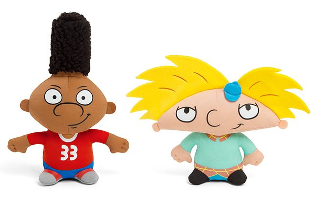 Nickelodeon '90s Plushes