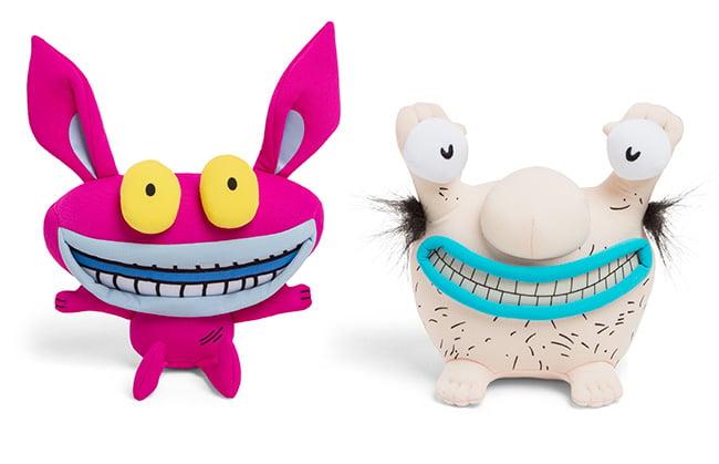 Nickelodeon '90s Plushes