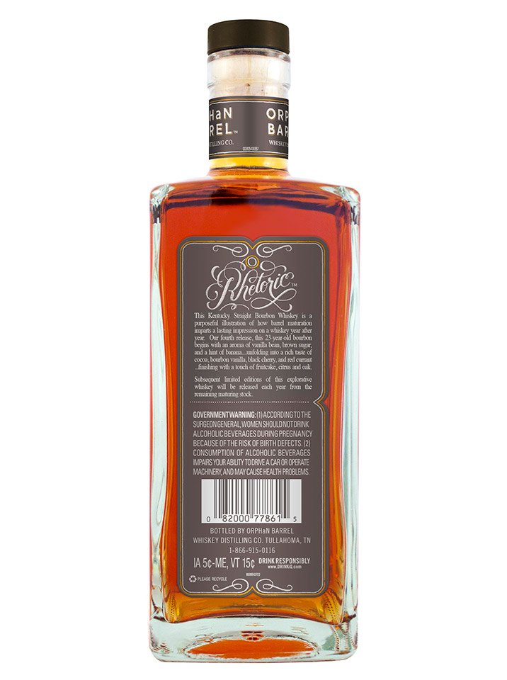 Orphan Barrel Rhetoric 23 Whiskey