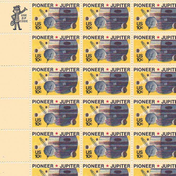 Pioneer Plaque Reissue
