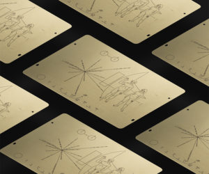 Pioneer Plaque Reissue