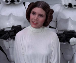 Princess Leia's Stolen Death Star Plans