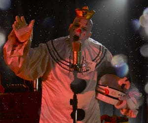 Puddles Pity Party: Space Oddity