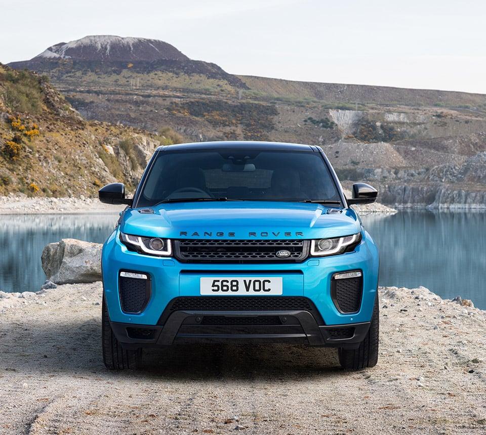 Land Rover Range Rover Evoque: Range Rover Evoque Landmark Ed