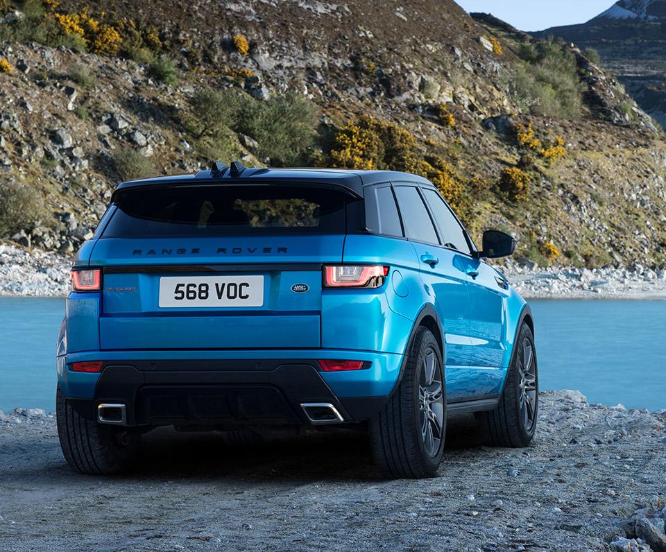 Range Rover Evoque Landmark Ed.