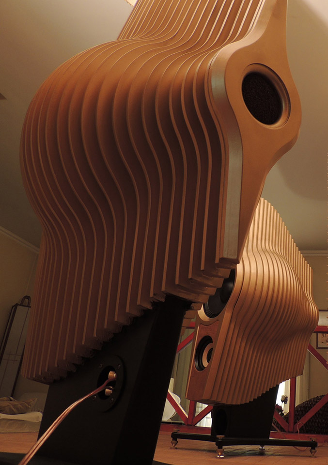 SculptureAcoustics Speakers