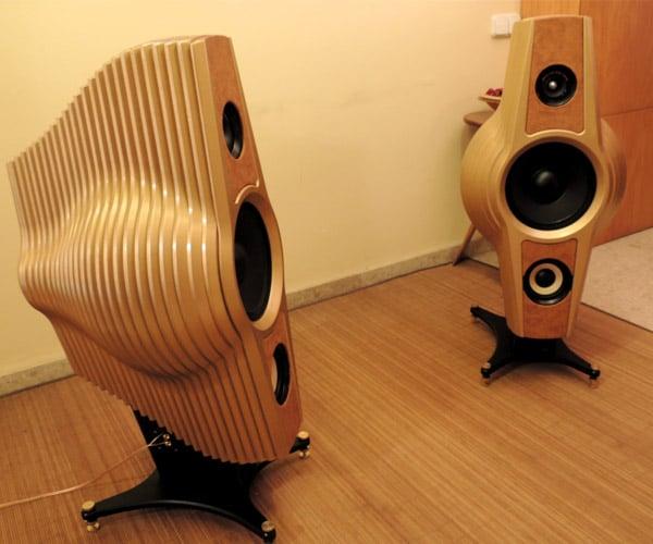 SculptureAcoustics Speakers