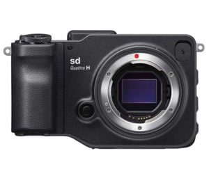 Sigma sd Quattro H Camera