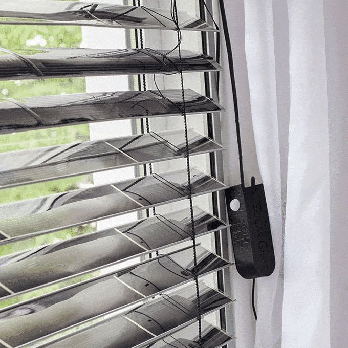 Solargaps Window Blinds