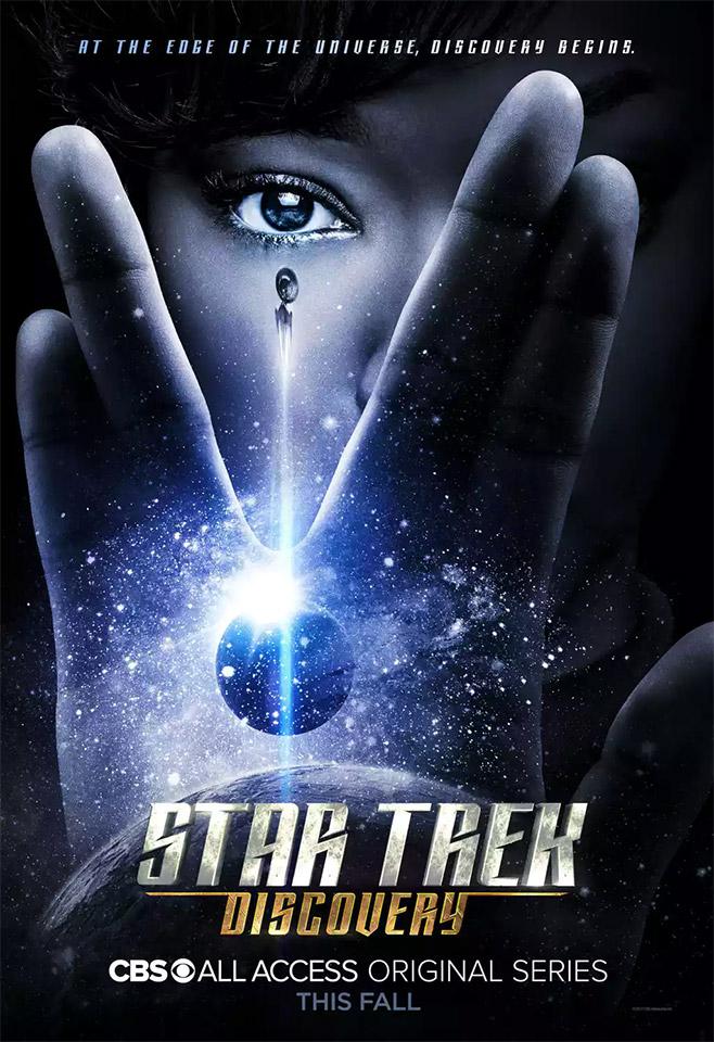 Star Trek: Discovery (Trailer)
