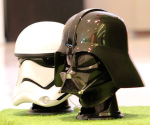 Star Wars Helmet Speakers