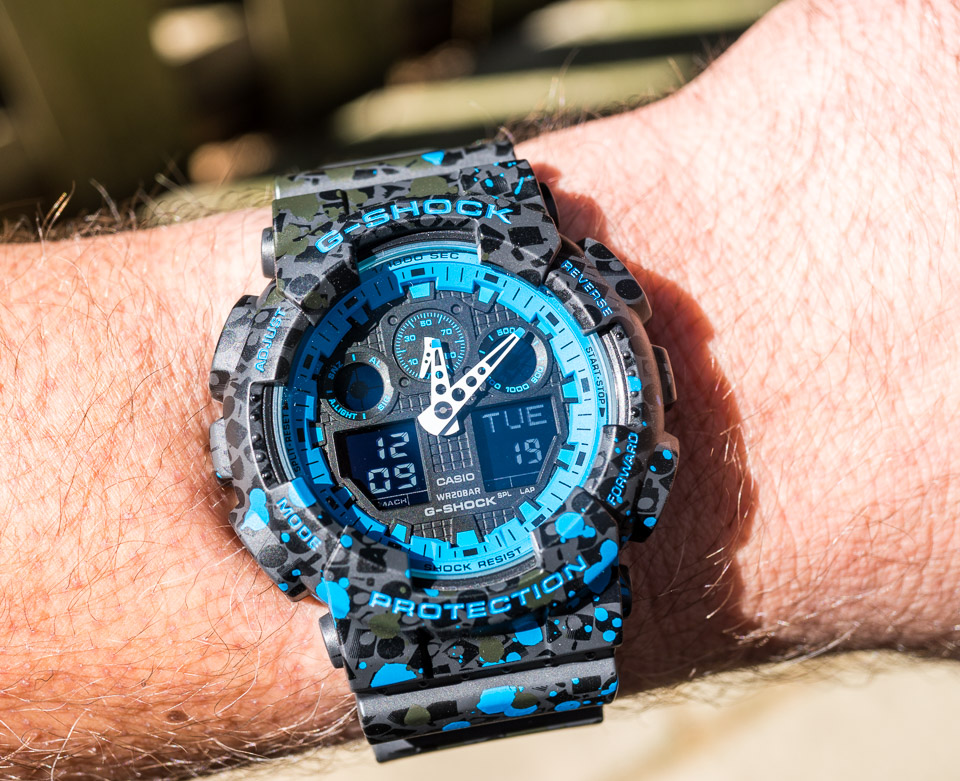 G-SHOCK x STASH