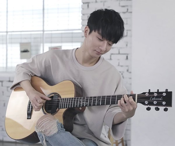 Sungha Jung: Isn't She Lovely