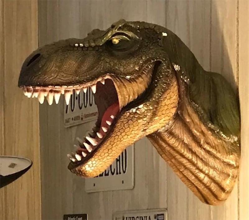 T. Rex Trophy Head