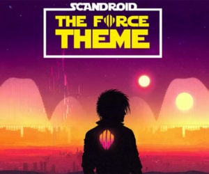 Scandroid: The Force Theme