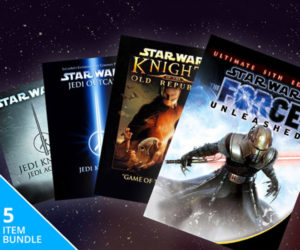 Deal: Star Wars Gamer Bundle