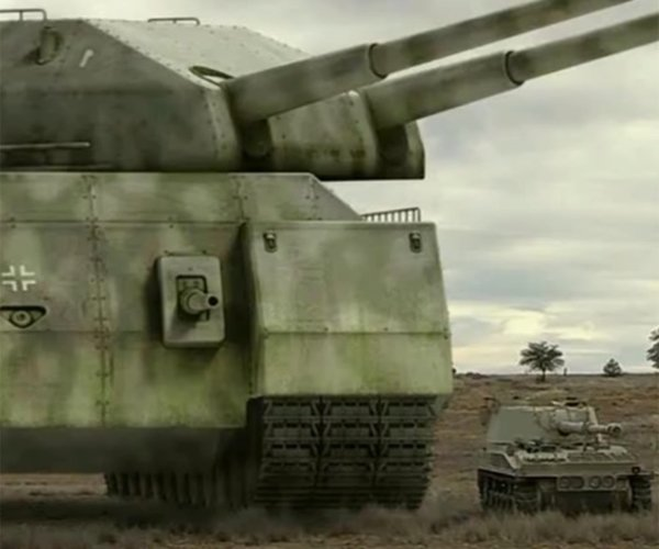 The Largest Tanks Ever Designed