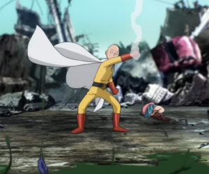 The Philosophy of One Punch Man