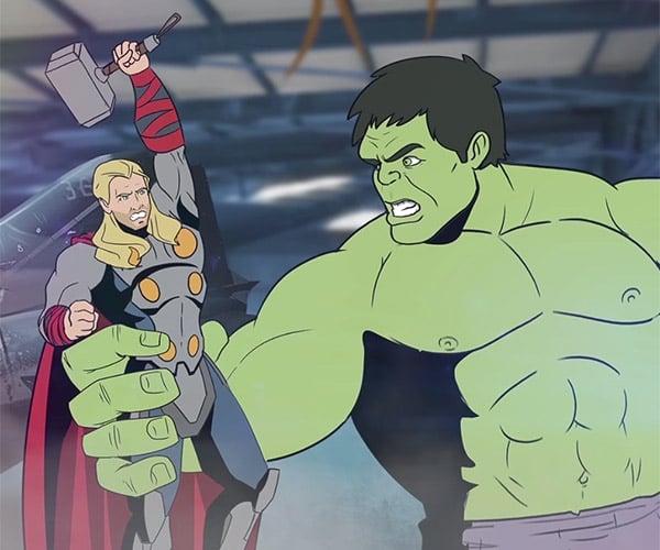 Thor Ragnarok Trailer Song