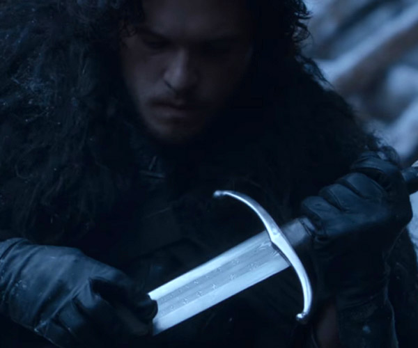 GoT: Valyrian Steel Swords