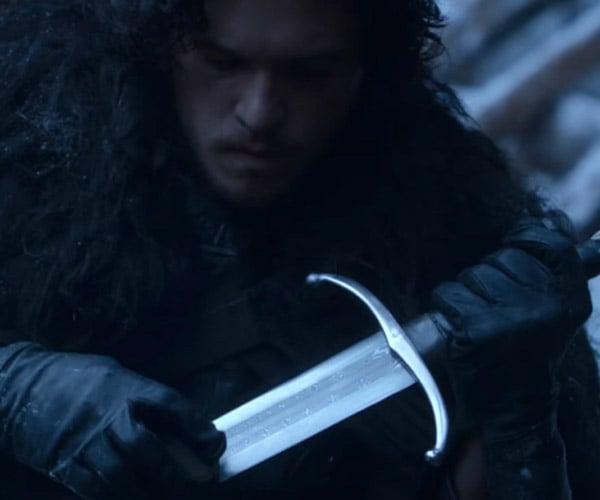 GoT: Valyrian Steel Swords