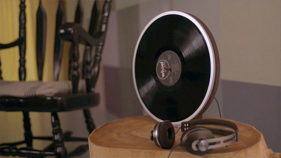 Miniot Wheel Turntable