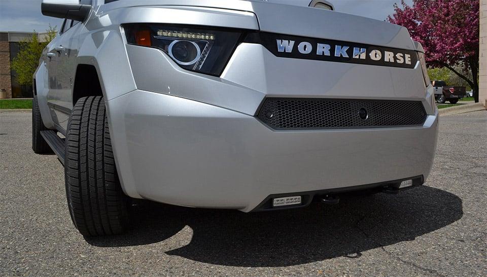 Workhorse W-15 Electric Pickup