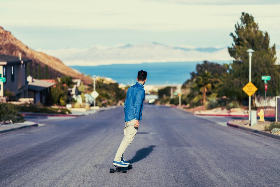 XTND Electric Skateboard