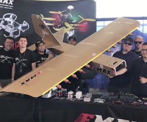 Homemade 10-foot R/C Plane