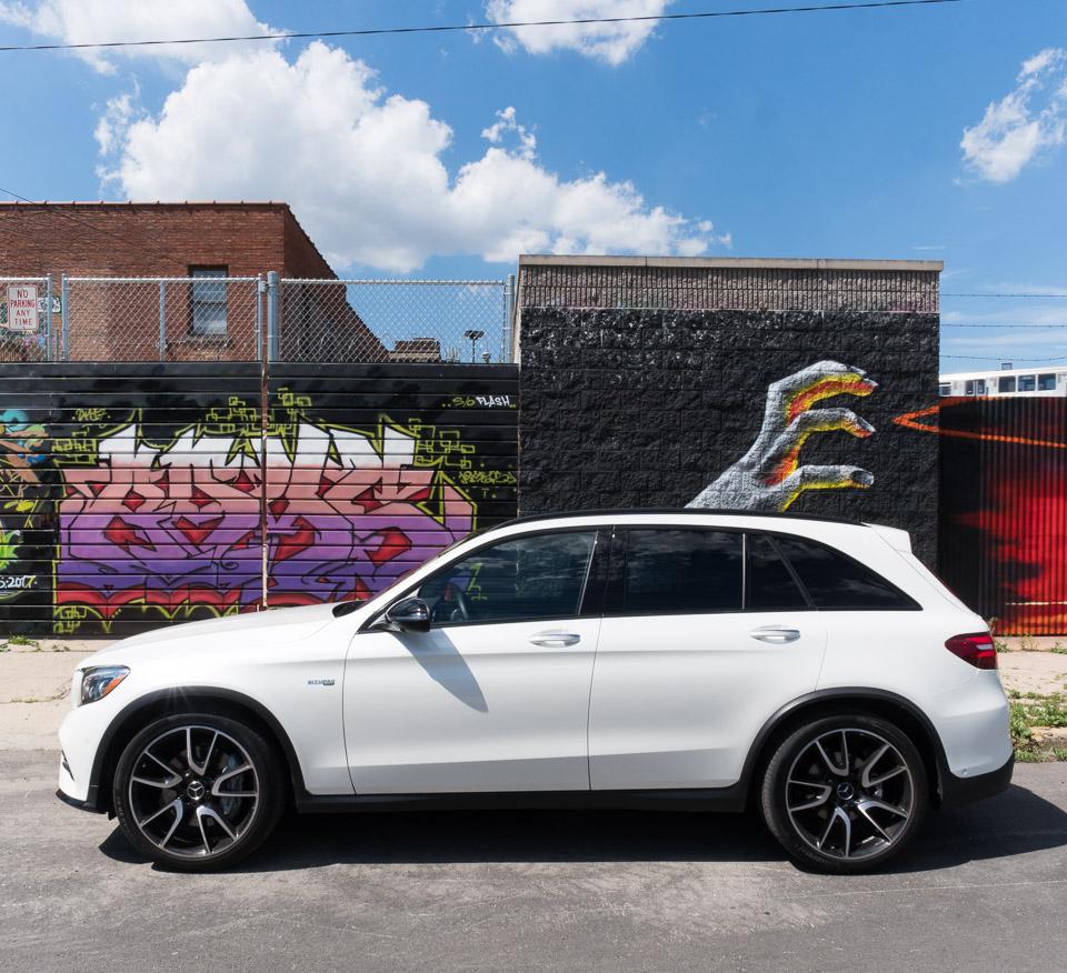 Driven: 2017 Mercedes-AMG GLC43