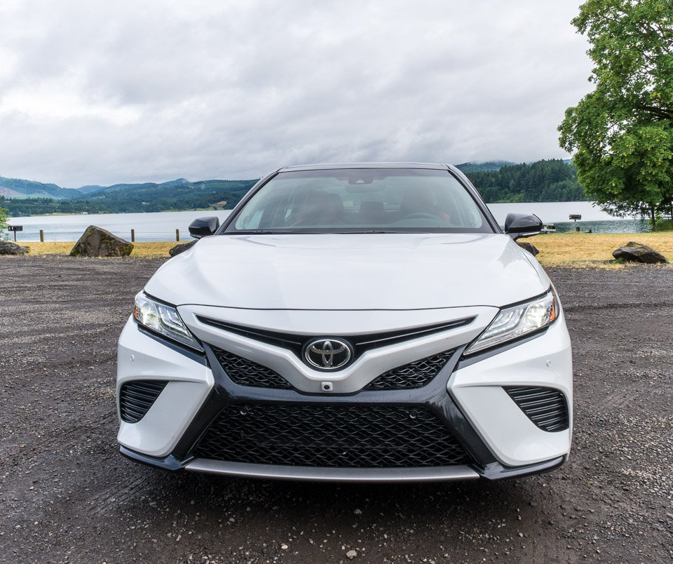 Driven: 2018 Toyota Camry XSE - The Awesomer