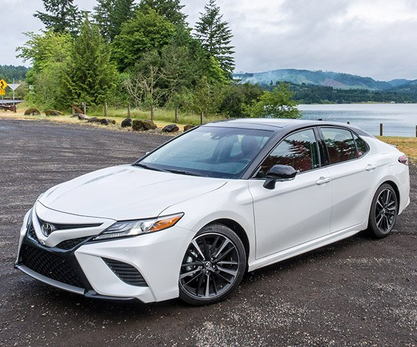 Driven: 2018 Toyota Camry XSE