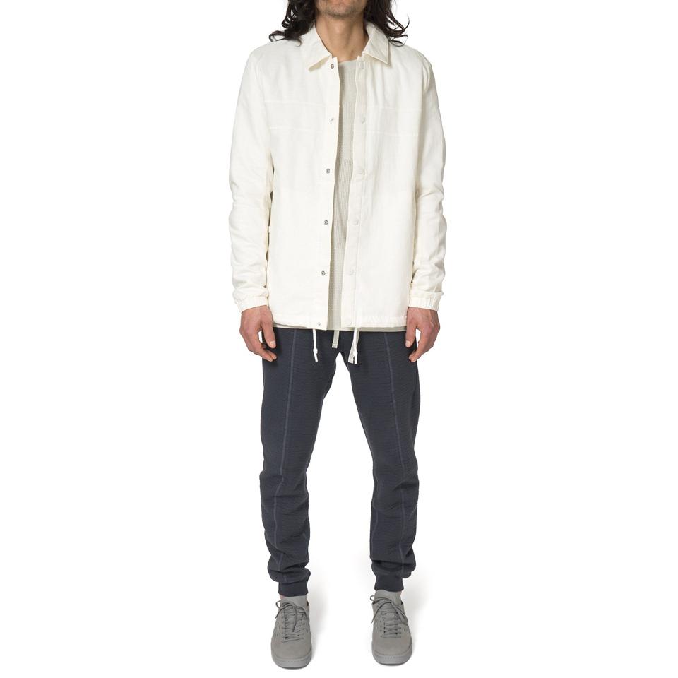 Adidas x W+H Linen Coach Jacket