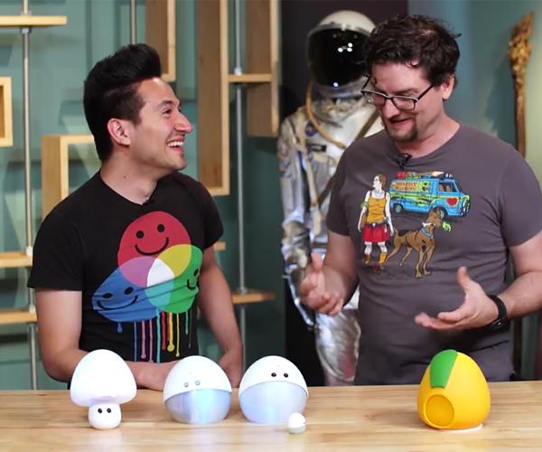 Alonso Martinez's Robots