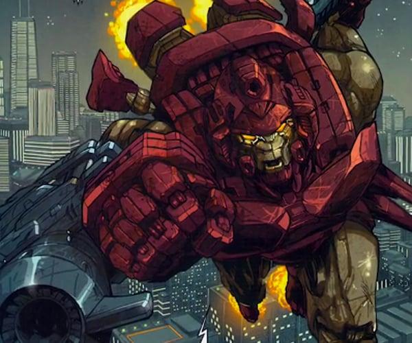 Alternate Versions of Iron Man