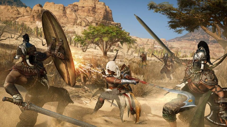 Znalezione obrazy dla zapytania Assassin's Creed Origins