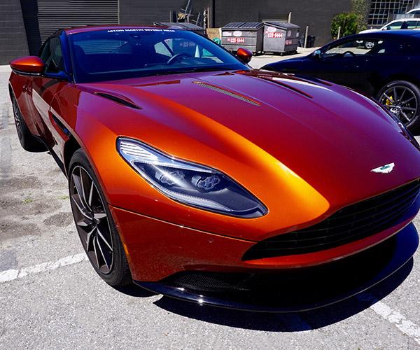 Driven: Aston Martin DB11