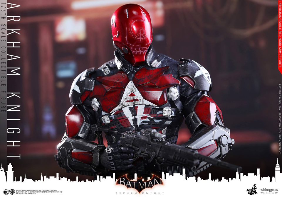 Arkham Knight Action Figure