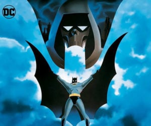 Batman: Mask of the Phantasm Blu-ray