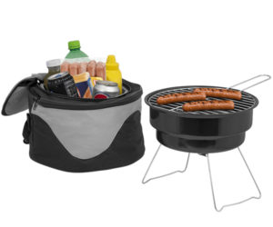 Deal: Portable Grill/Cooler Combo
