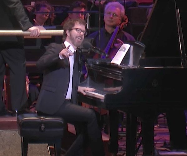 Ben Folds Composes Live