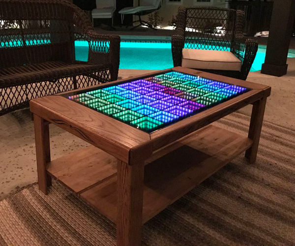 Beyond Infinity Table