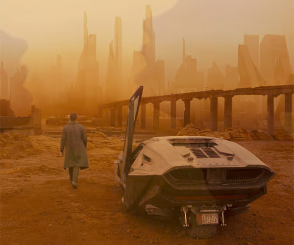 Blade Runner 2049: Time to Live