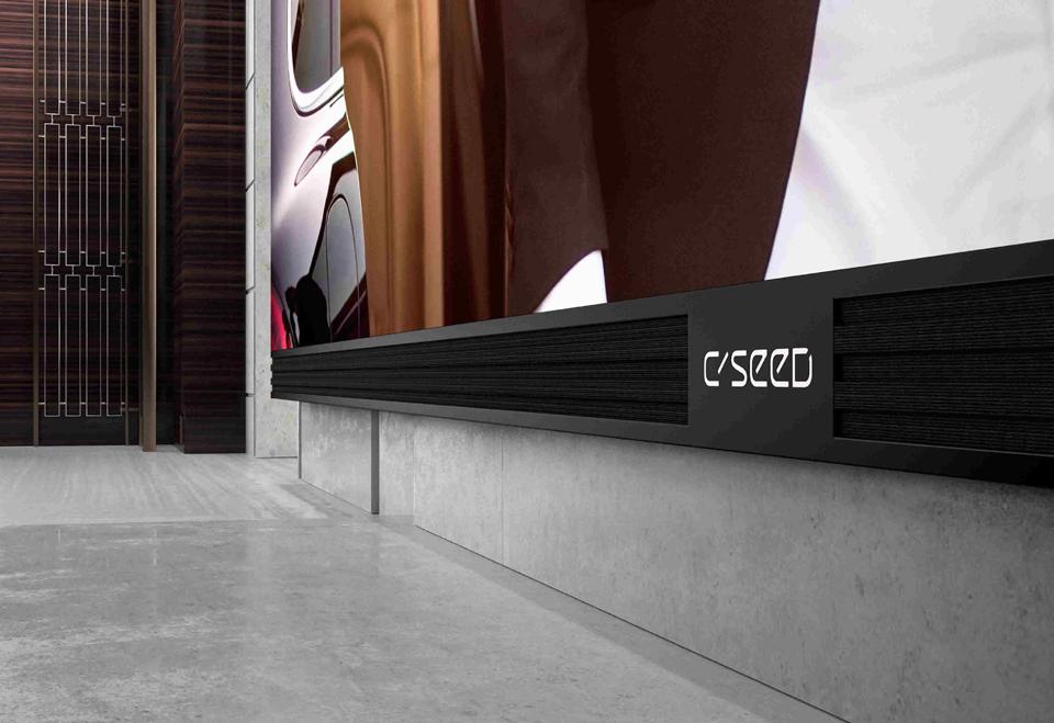 C Seed 262 TV
