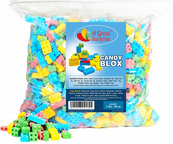 Candy Blox Bulk Pack