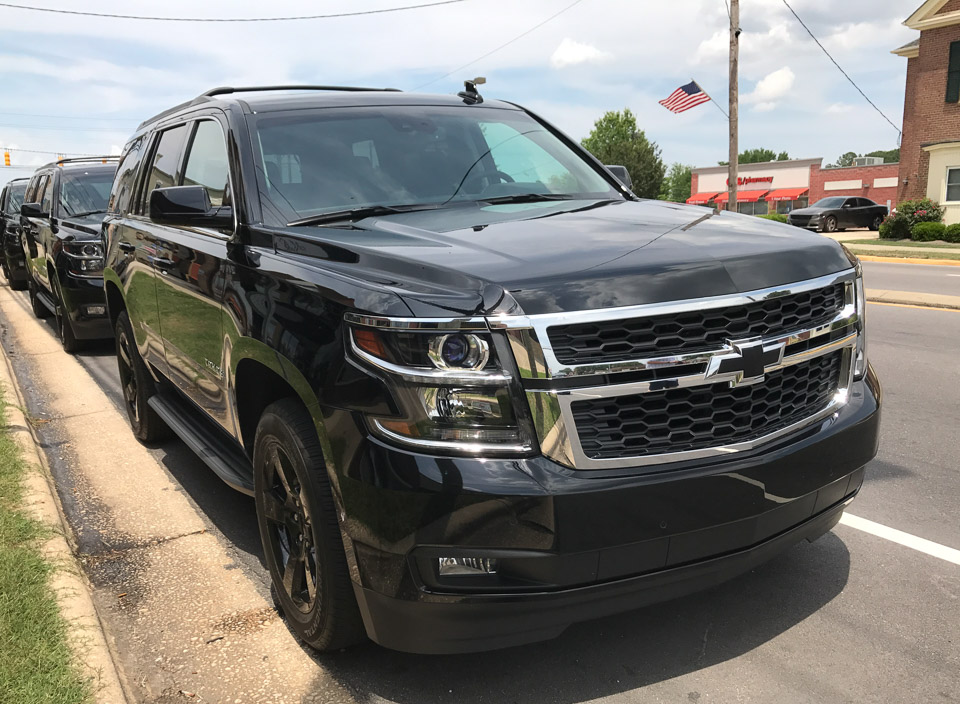 Chevy x Delta Force