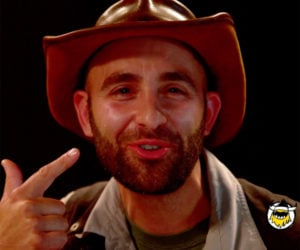 Coyote Peterson vs. Hot Wings