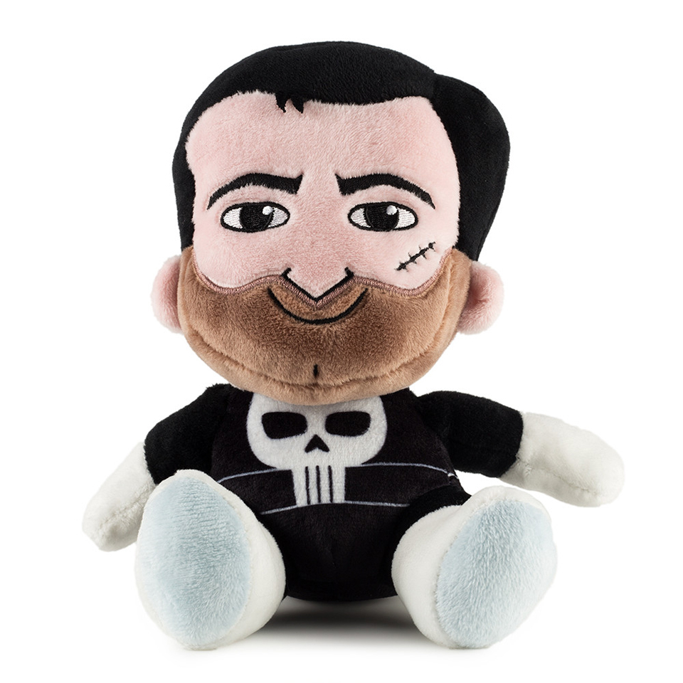Daredevil & Punisher Phunny Plushies