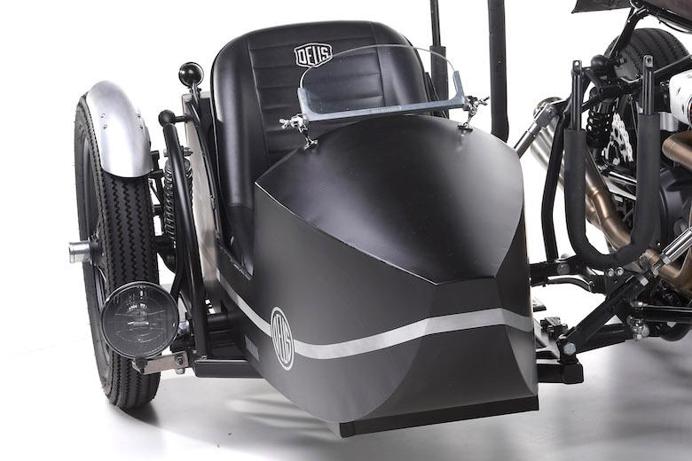 Deus Yamaha D-Side