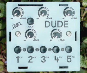DUDE Portable Mixer